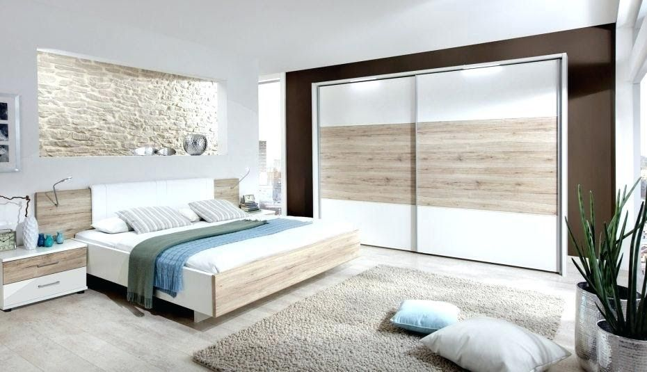 Schlafzimmer Grau Weiss Braun Bed Design Contemporary Bedroom