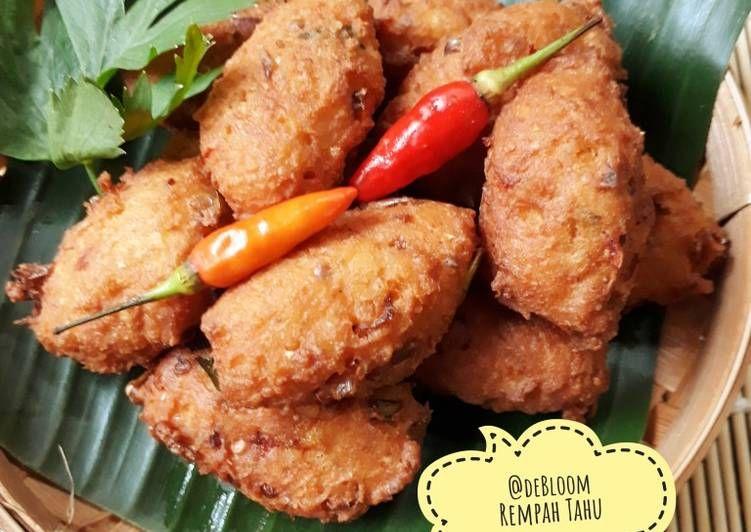 Resep 473 Rempah Tahu Praktis Pekaninspirasi Oleh Je Debloom Resep Rempah Makanan Resep