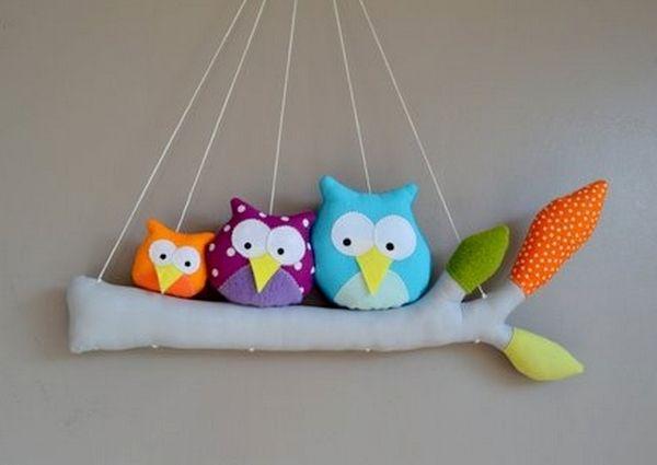Très beau mobile , pour décorer la chambre de votre enfant, avec 3 ...