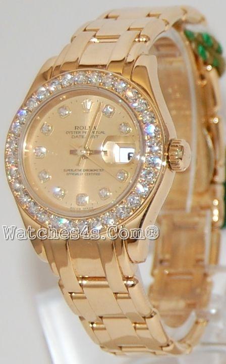 rolex womens bracelet watch | Rolex Women's 29mm Case Watches 80298