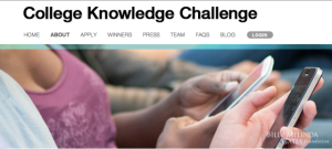 The 21 Winners Of The Facebook, Gates Foundation Education App Contest Are Making College Easier