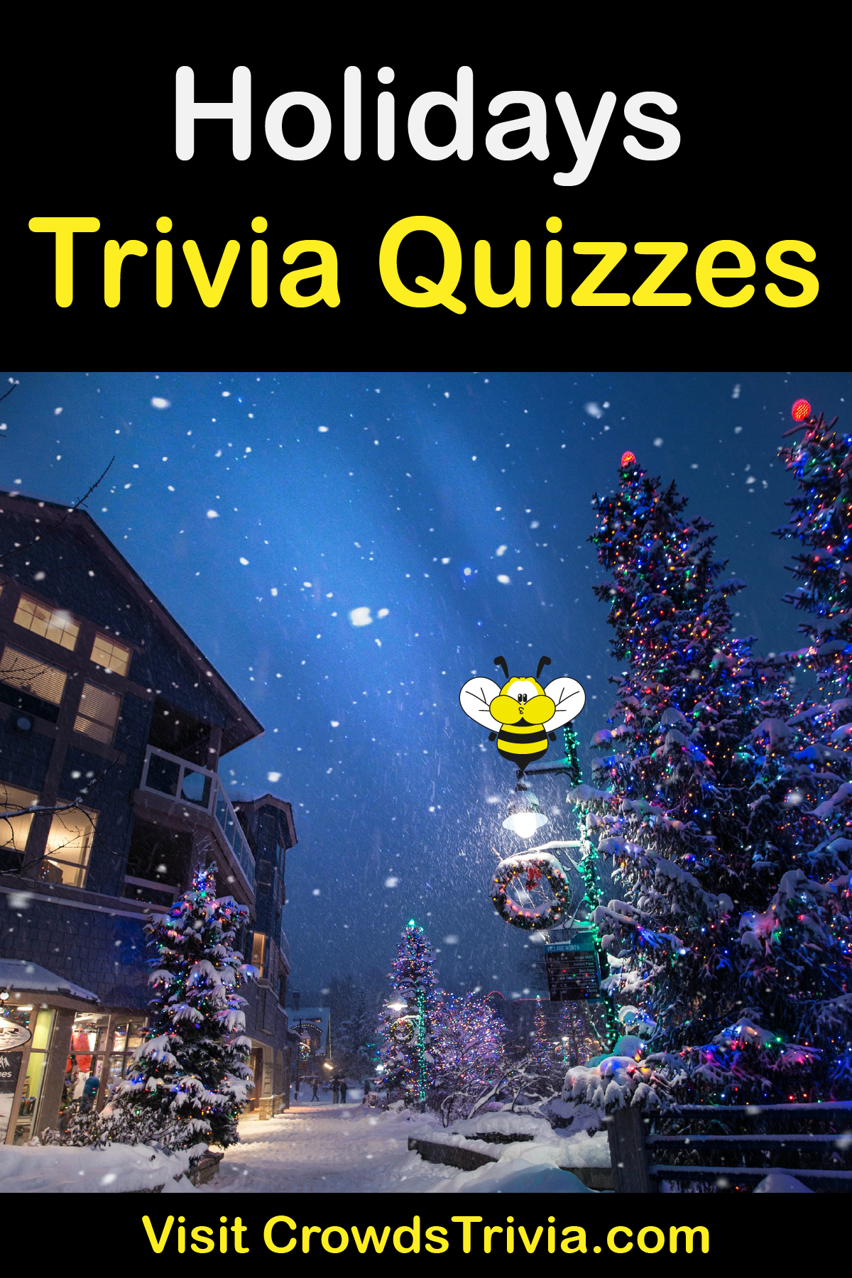 Holidays Trivia Quizzes Questions and Answers Fun