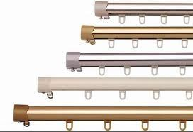 Awesome Unique Curtain Rod Types 87 In Home Remodel Ideas With