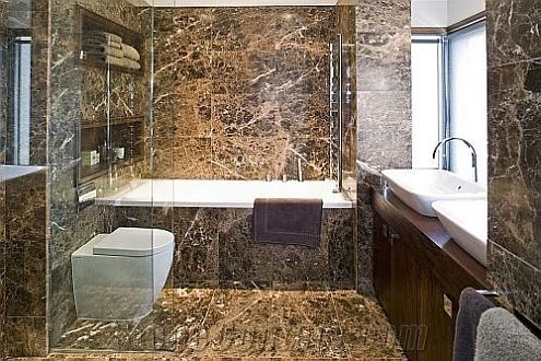 Bathroom Marble Design brown marble bathroom - google search | half bath | pinterest
