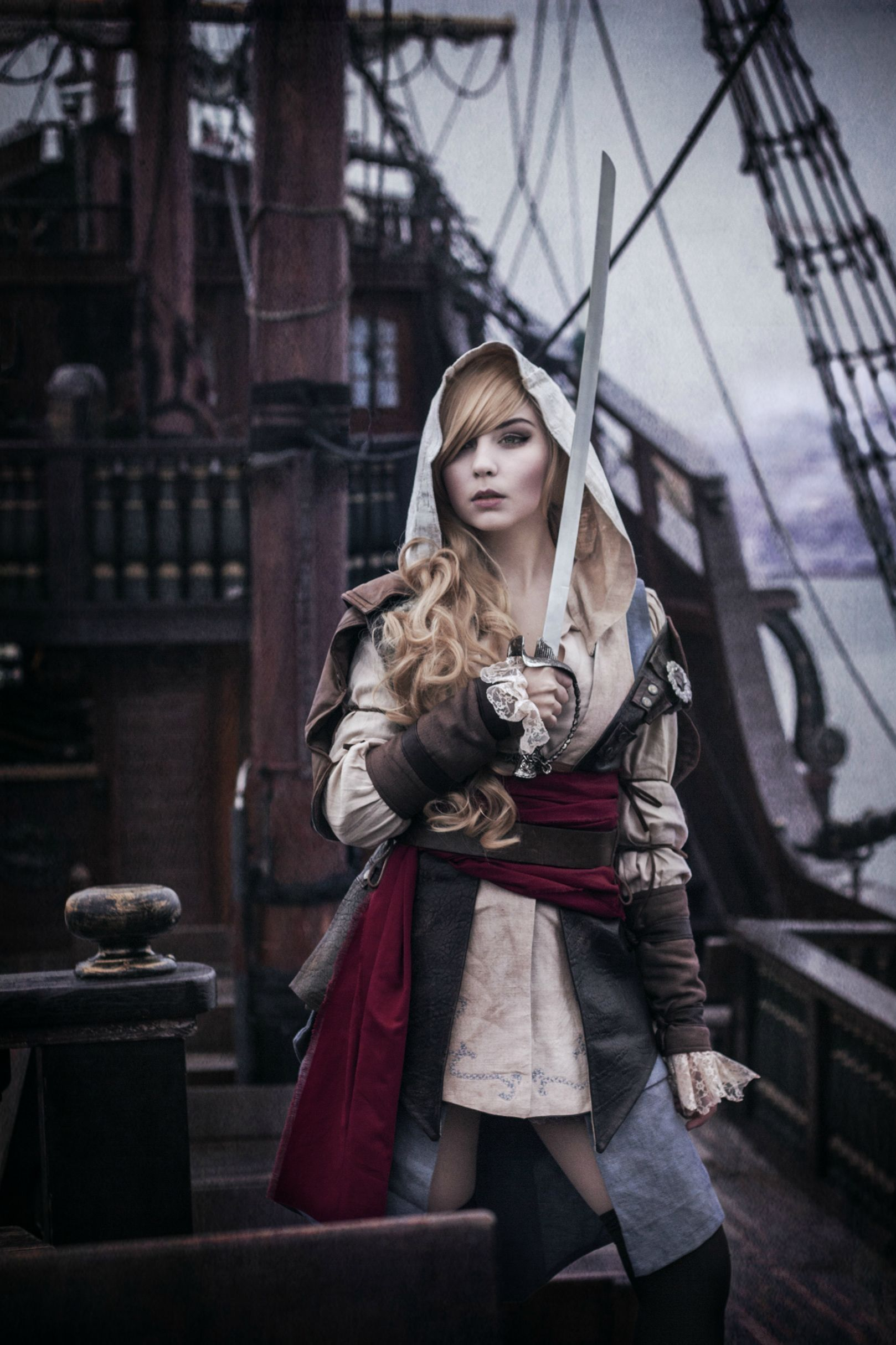 Assassin's Creed Female Cosplay . | Assassin's Creed ...