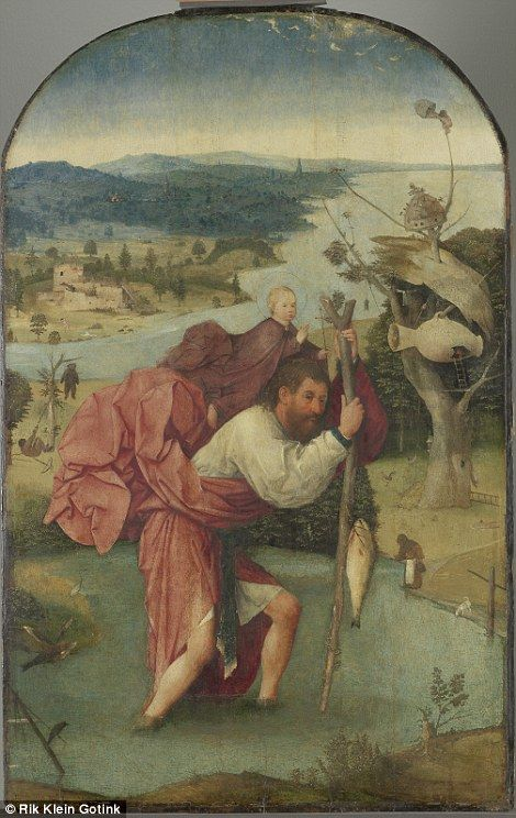 a8039e2282f Dutch artist Hieronymus Bosch s collection exhibited for the first time 500  years
