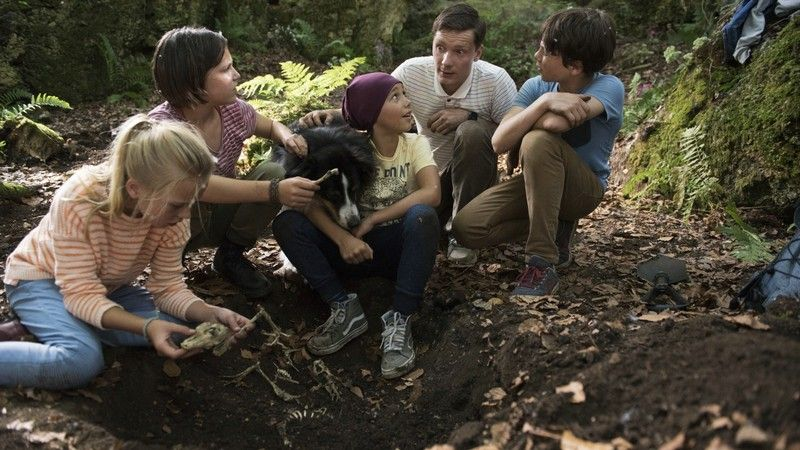 Watch Fünf Freunde und das Tal der Dinosaurier Full-Movie Streaming