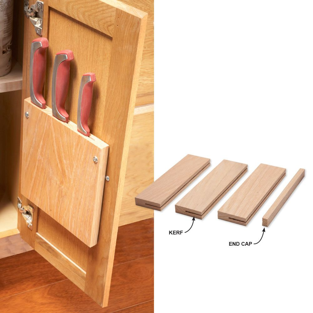 18 Inspiring Inside Cabinet Door Storage Ideas Blade