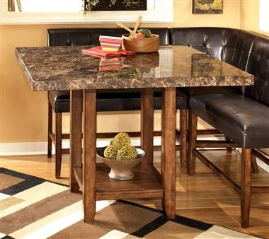 Browse Cheap And Affordable Ashley Lacey Counter Height Dining Set At Urban Furniture Outlet