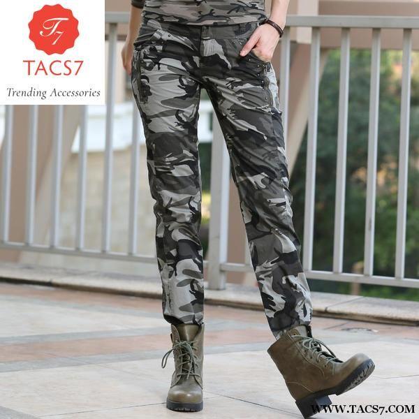 5184edae823de Women Casual Pants Summer Plus Size Jogger Pants Military Camouflage W –  Trending Accessories