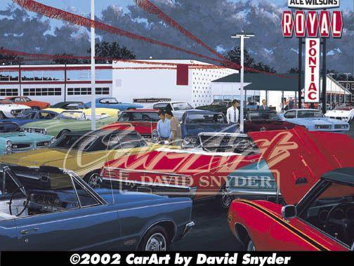 Dave Snyder Royal Pontiac Www Davidsnydercarart Com Car Dealership Dealership Chevrolet Dealership