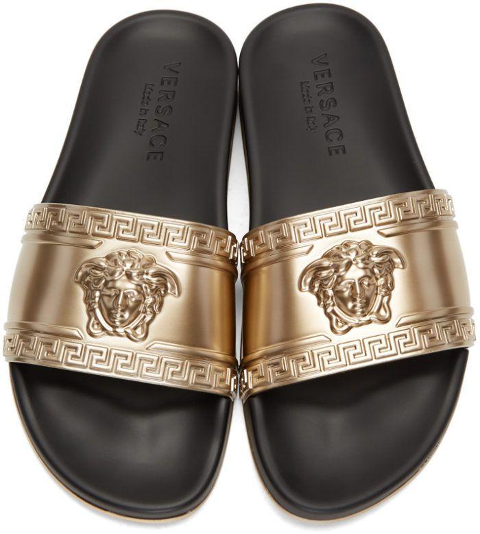 801d4ffa64f121 versace-gold-medusa-slide-sandal