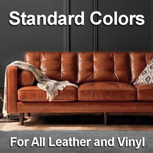 Leather & Vinyl Repair Kit for Furniture, Autos and More ...