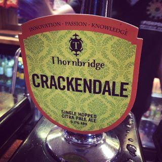 Thornbridge - Crackendale (APA)  5,2% Hana