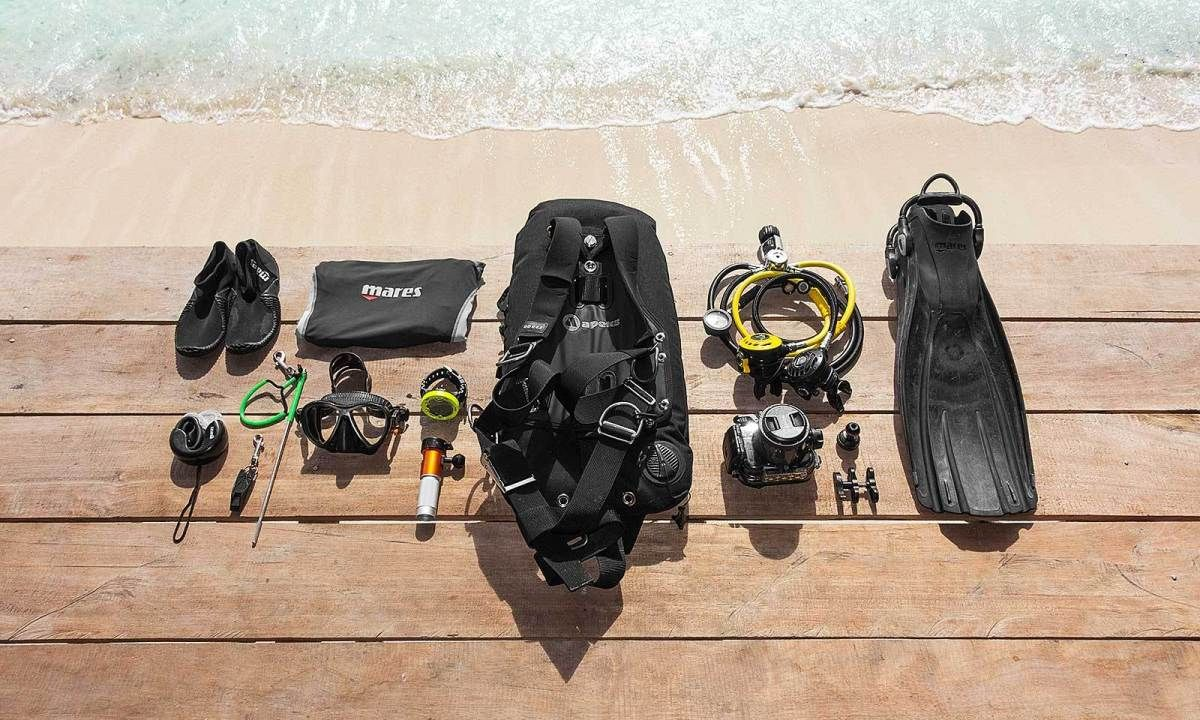 abalone diving gear list
