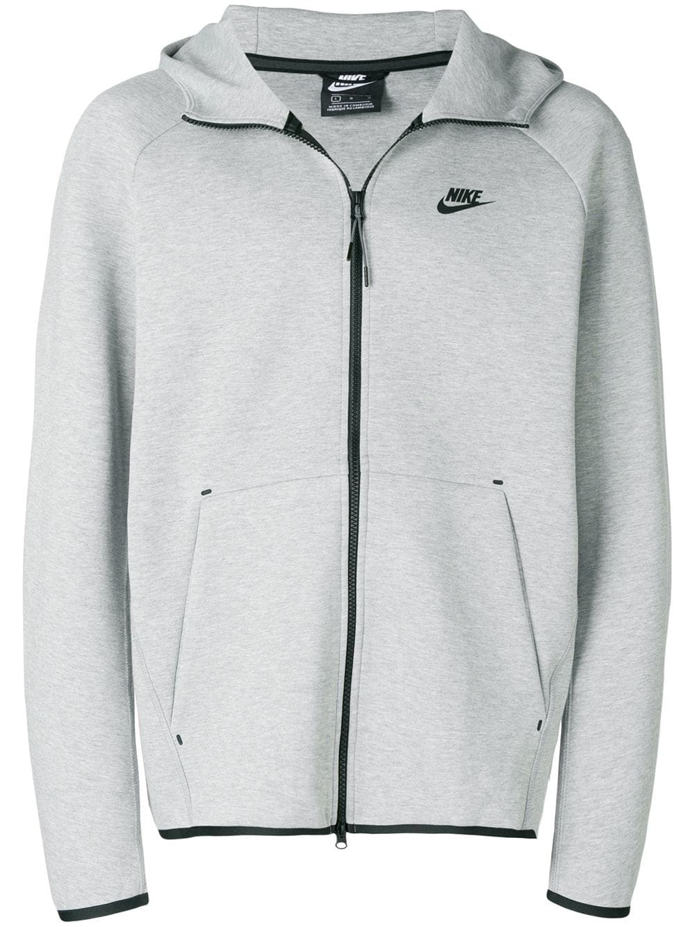 Tech Fleece hoodie Tech fleece hoodie, Nike tech fleece