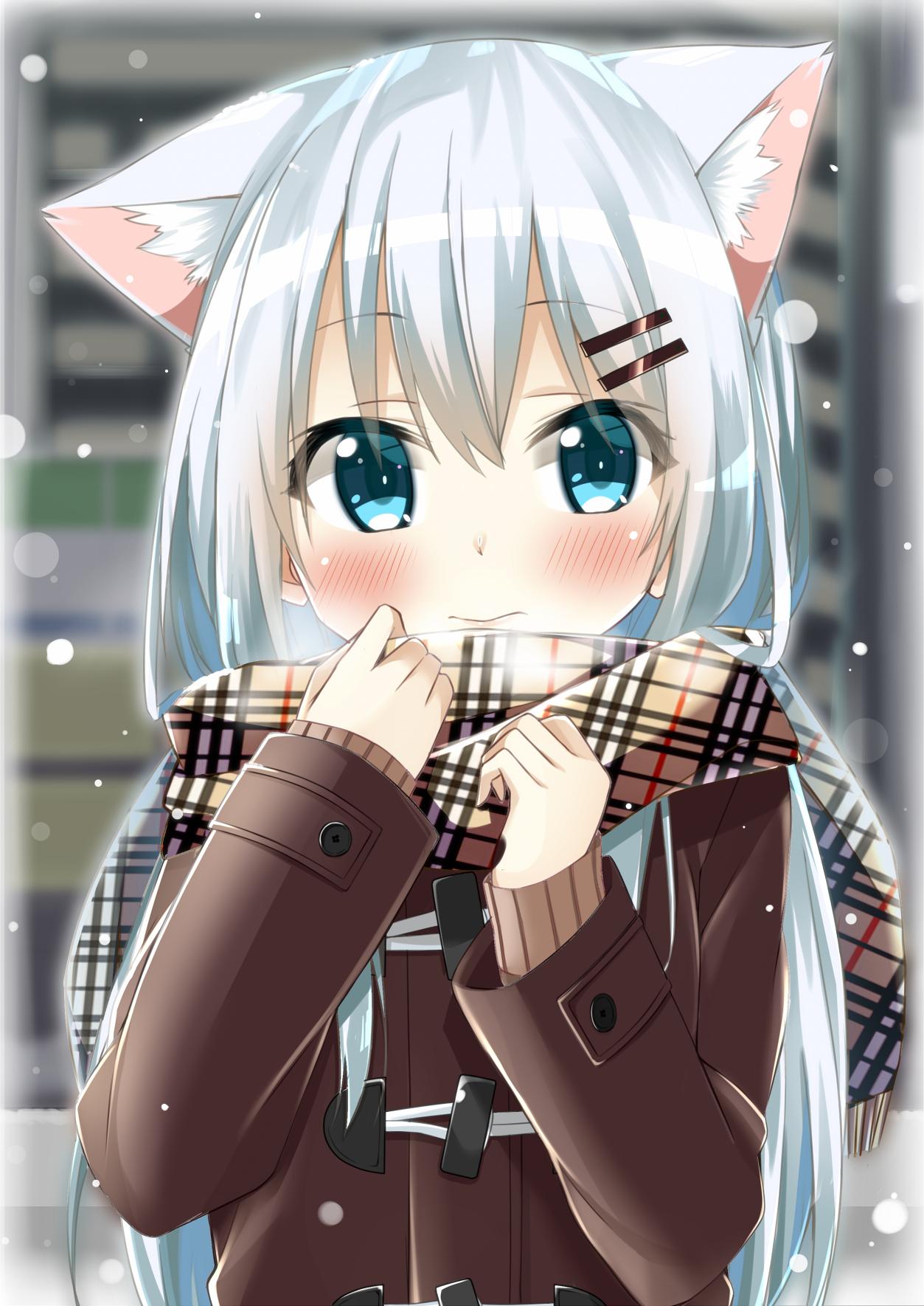 u57g.png (1253×1770) Menina anime, Neko, Anime