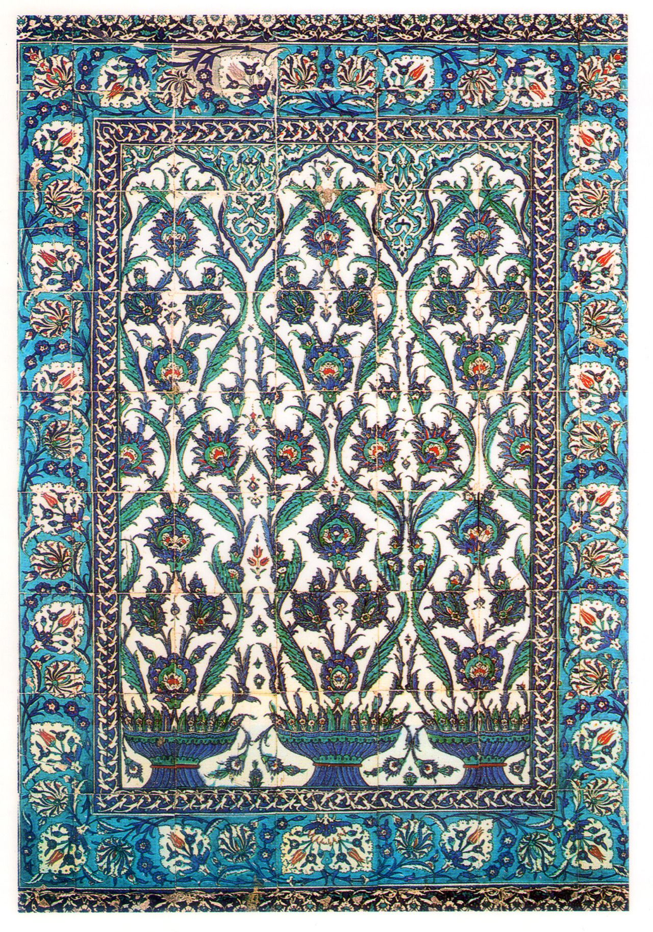 Turkish A Postcard From Romania Apparently Looks Like Tile At