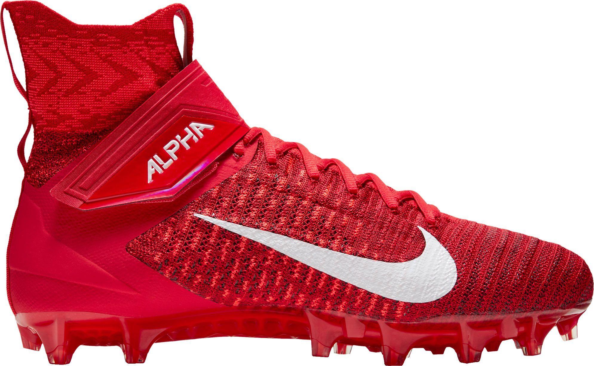 Nike Men S Alpha Menace Elite 2 Football Cleats In 2020 Football Cleats Football Boots For Sale Mens Football Cleats