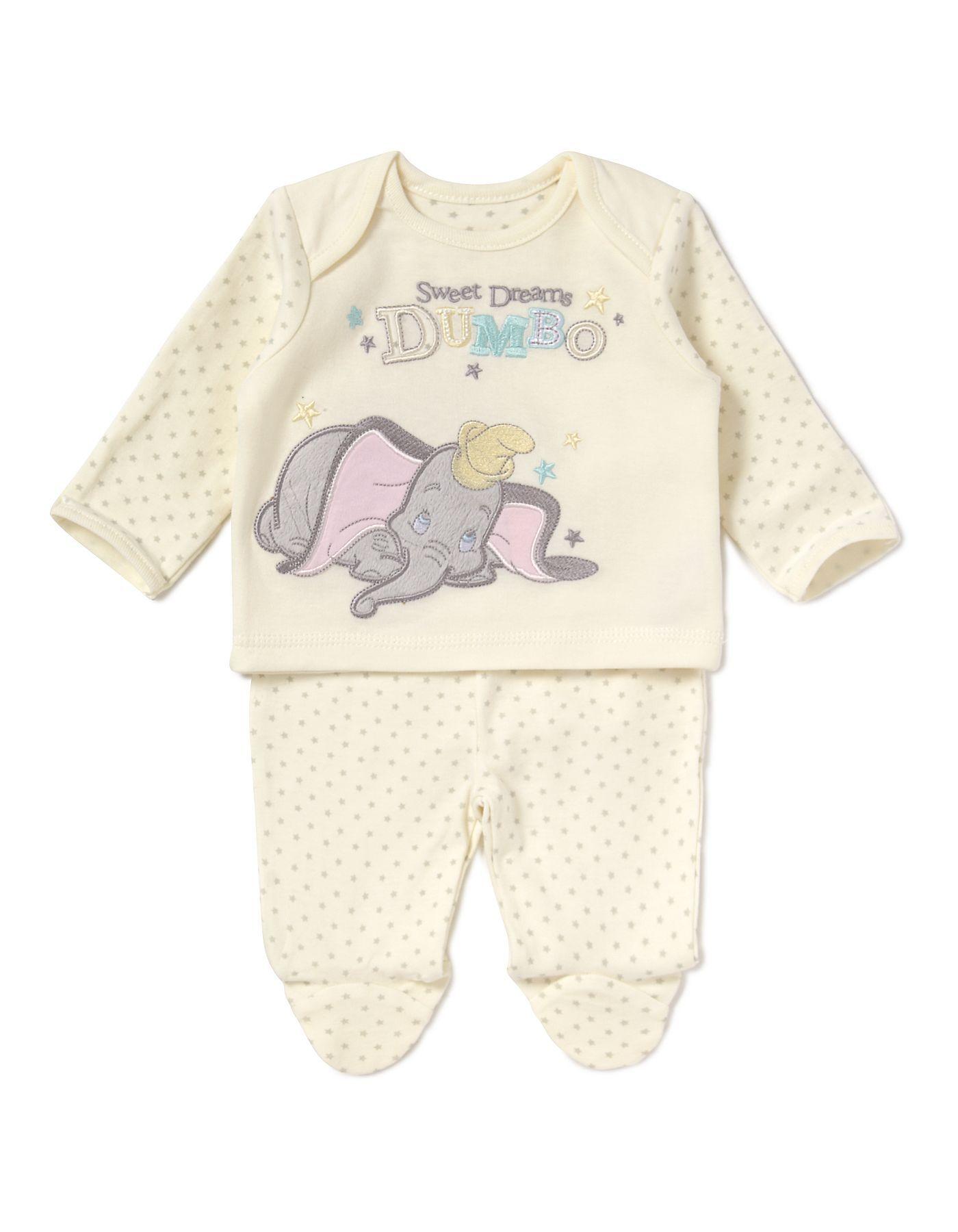 White apron asda - Dumbo Pyjamas Baby George At Asda