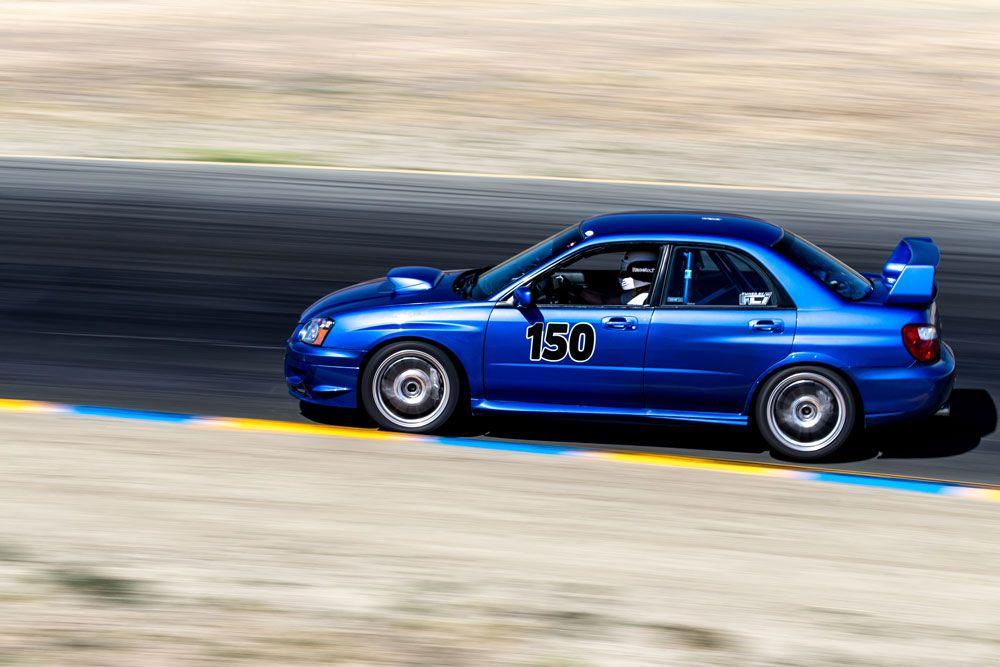 On Track At Sonoma Subaru Subaru Impreza Impreza