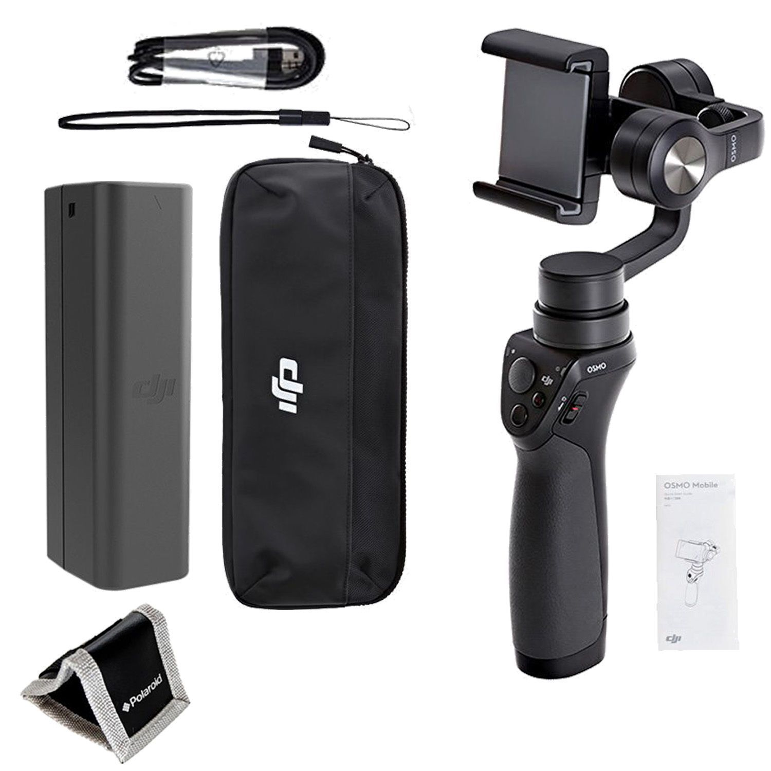 Dji Phone Camera Gimbal Osmo Mobile Kit Products Pinterest Silver With Spare Intelligent Battery Bolsas Para Cmera