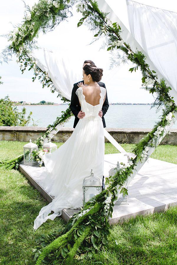 Modern Luxury Venice Wedding Ideas | Wedding inspiration ...