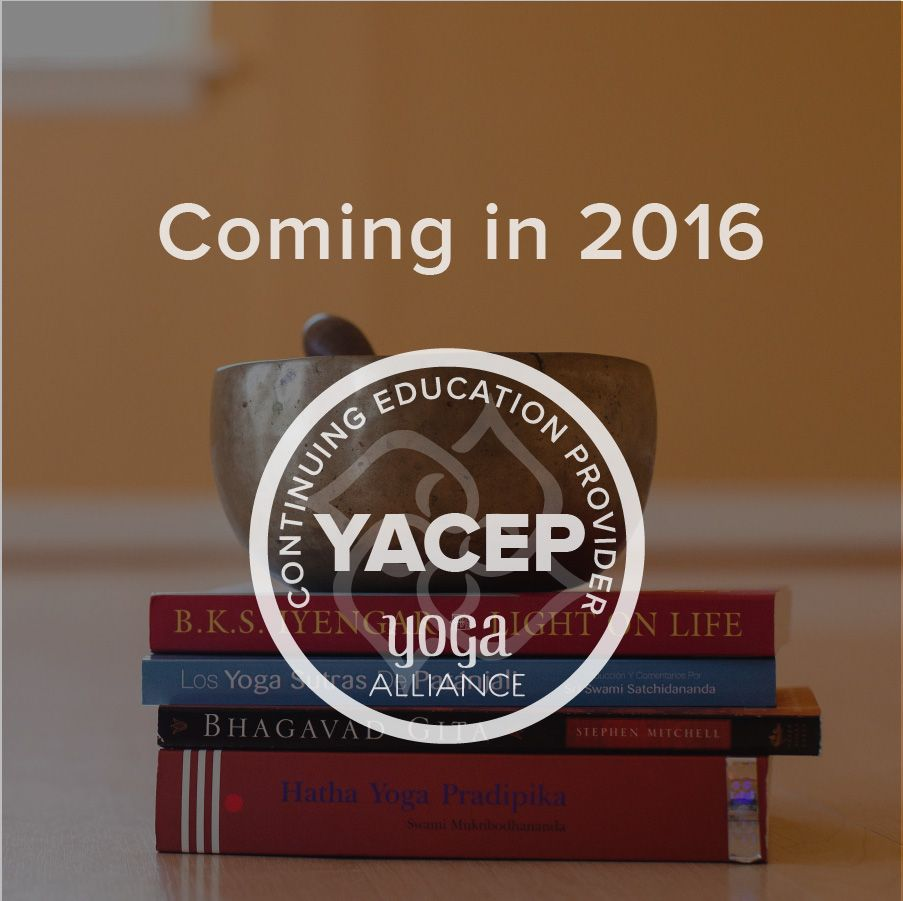 Get Ready To Share Your Knowledge With The Yoga Community Like Never Before The Yoga Alliance Continuing Education Provider Yacep Credential Is Coming In 201