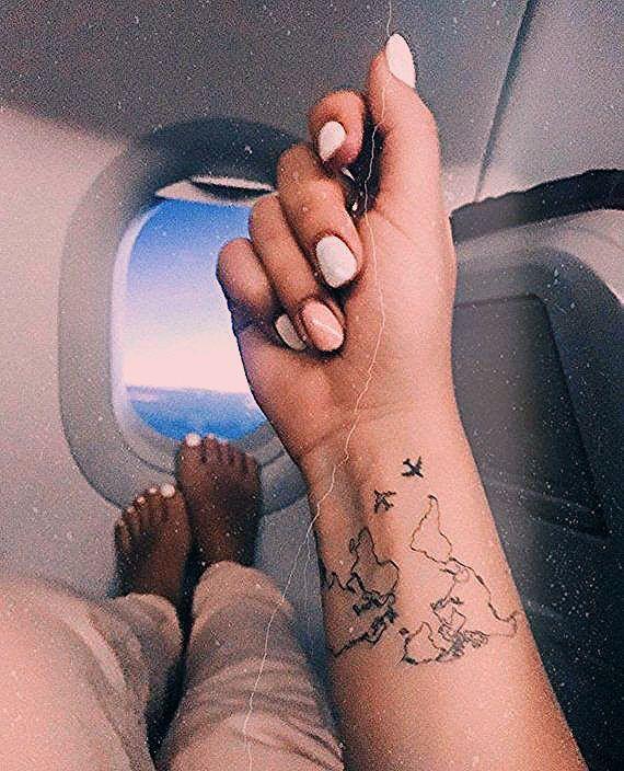 Photo of Travel Tattoo