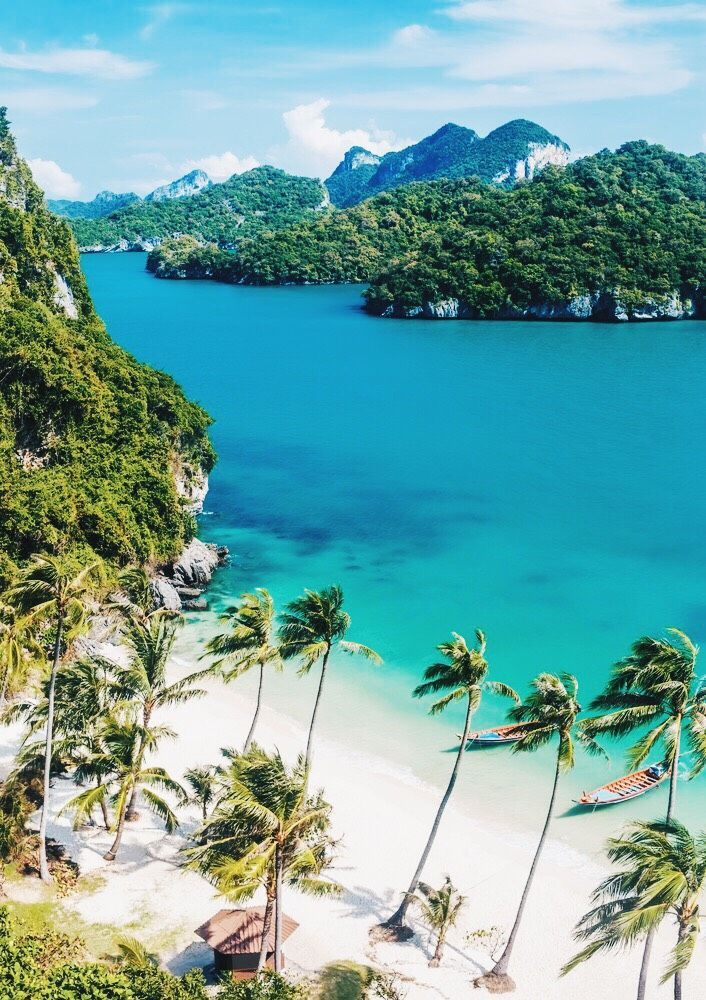 10 Inspiring Places You Must Visit in Thailand #prettyplaces