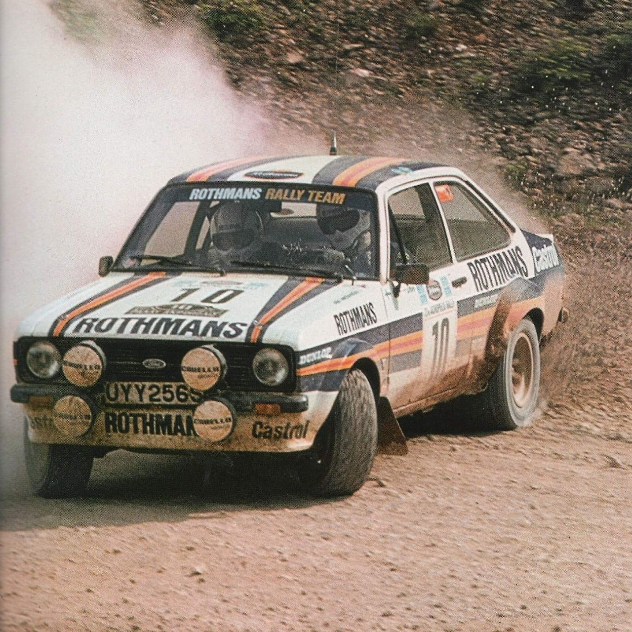 Ford Escort rally car | rally cars. | Pinterest | Ford escort, Rally ...