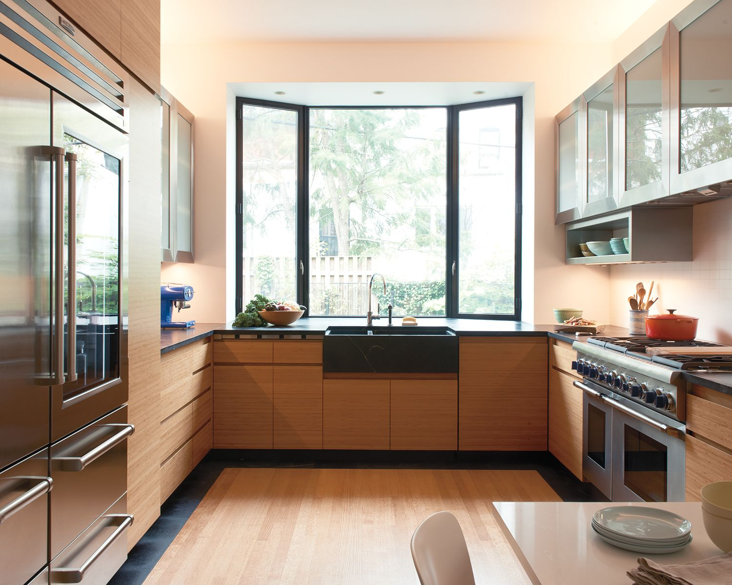 Park Slope Renovation Goes Classic Modern (With images ...