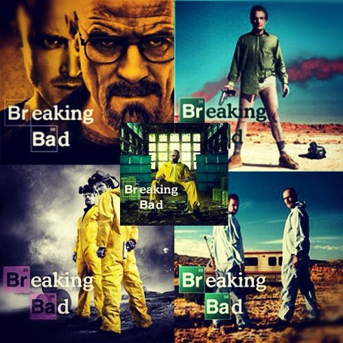 breaking bad staffel 1-5