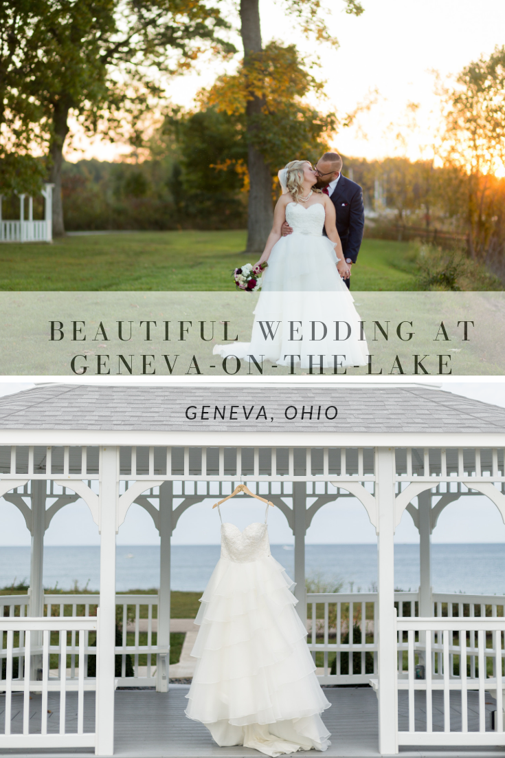 Beautiful Wedding at GenevaontheLake, Ohio Ohio