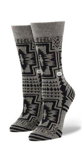 Stance Women's Santiago Socks, Grey, One Size Stance,http://www.amazon.com/dp/B00B1JEO60/ref=cm_sw_r_pi_dp_z-2mtb161KQ62SGH