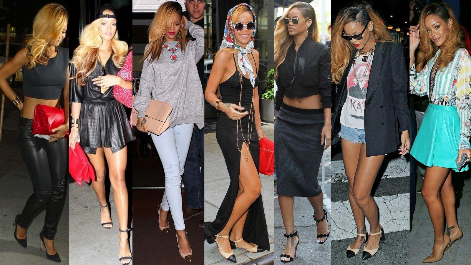 Rihanna Style Rihanna Style Icon Fashion Icon Pinterest Rihanna Style Icons And Rihanna