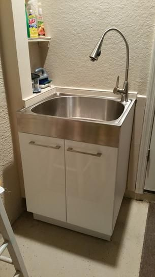 laundry room sink cabinet laundry