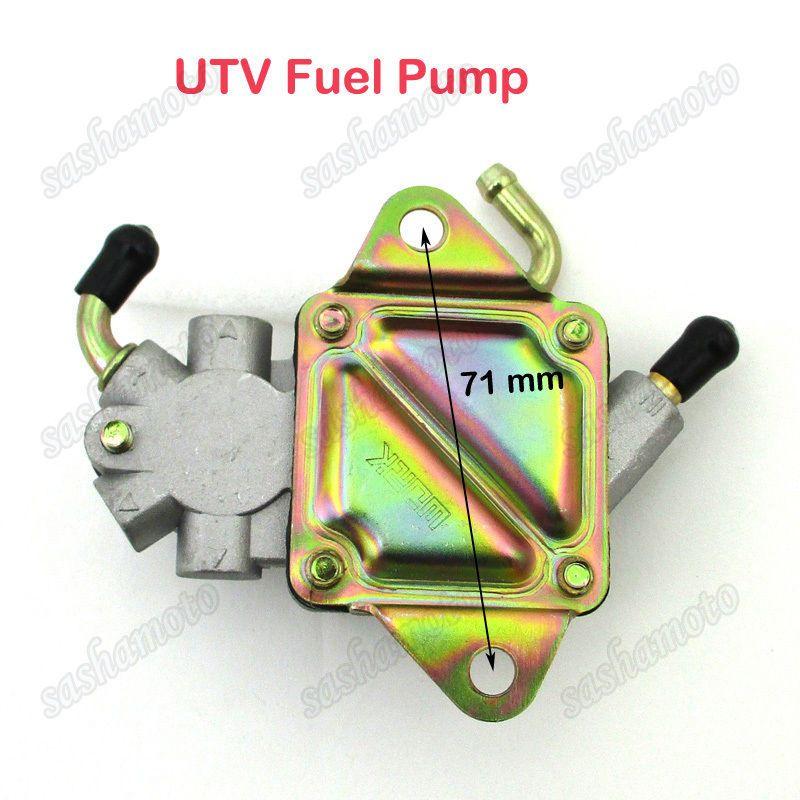 Fuel Pump For ATV UTV Manco Talon 260cc 300cc Linhai Bighorn JCL Xingyue Buyang