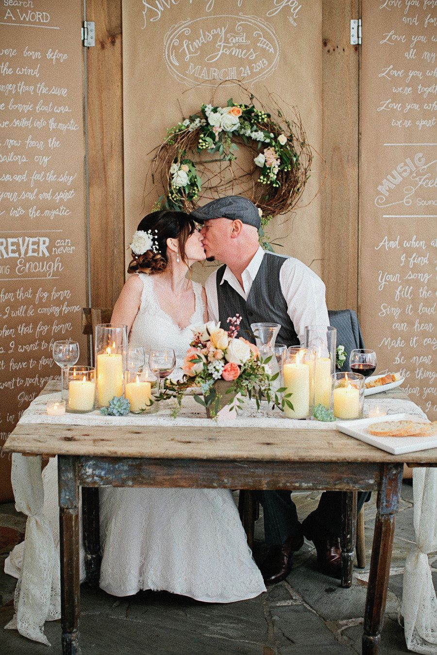 Nashville Wedding from Kristyn Hogan + Cedarwood Weddings | Pinterest