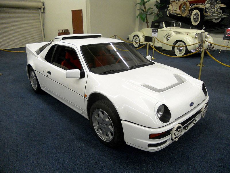 Ford Rs200 Road Version Ford Suv Suv Car