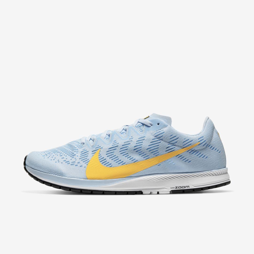Nike Air Zoom Streak 7 Running Shoe (Hydrogen Blue)   Nike
