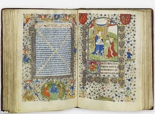 Illuminated Manuscript Lesson | Art Lesson Plans