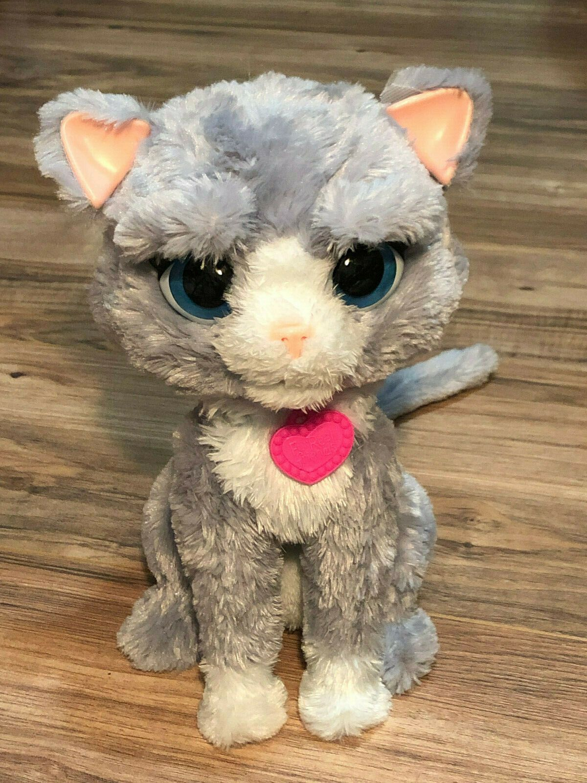 My Ebay Active Fur Real Friends Purring Cat Kitty