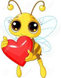 Resultado de imagen para abejas animadas enamoradas for Cocinar imagenes animadas