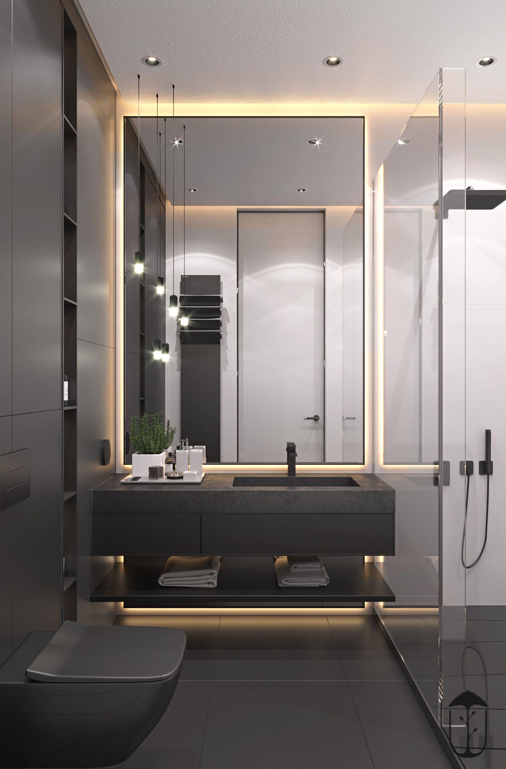 Pin By Liuyue On Ui025 Simple Bathroom Bathroom Design Luxury Modern Bathroom Simple interior bathroom design