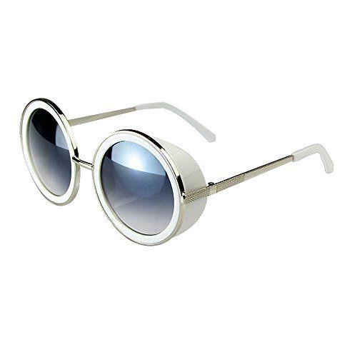 80\'s Classic Round Sunglasses