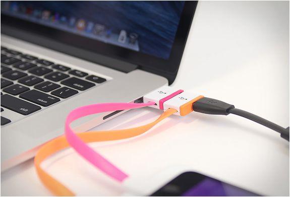 """JÁ PENSOU EM TER INFINITAS PORTAS USB NO SEU LAPTOP? A RESPOSTA É INFINITEUSB  De vez em quando nos deparamos com um daqueles produtos que perguntamos """"por quê não pensei nisso antes?"""", Conhecer InfiniteUSB, uma solução inteligente e elegante para escassez de porta USB!  VEJA MAIS DETALHES NO SITE."""
