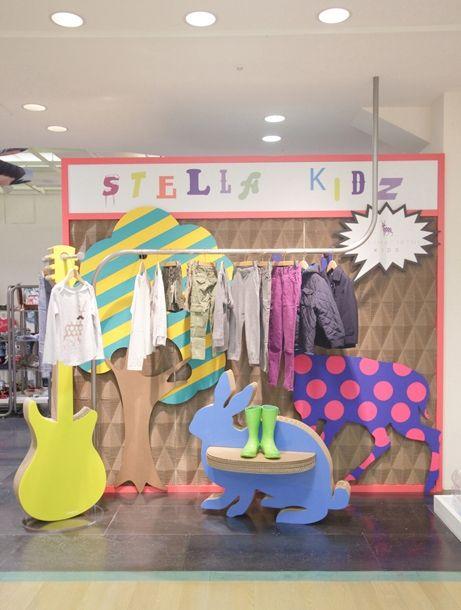 76eb90178e76 Stella McCartney Kids Retail Bit