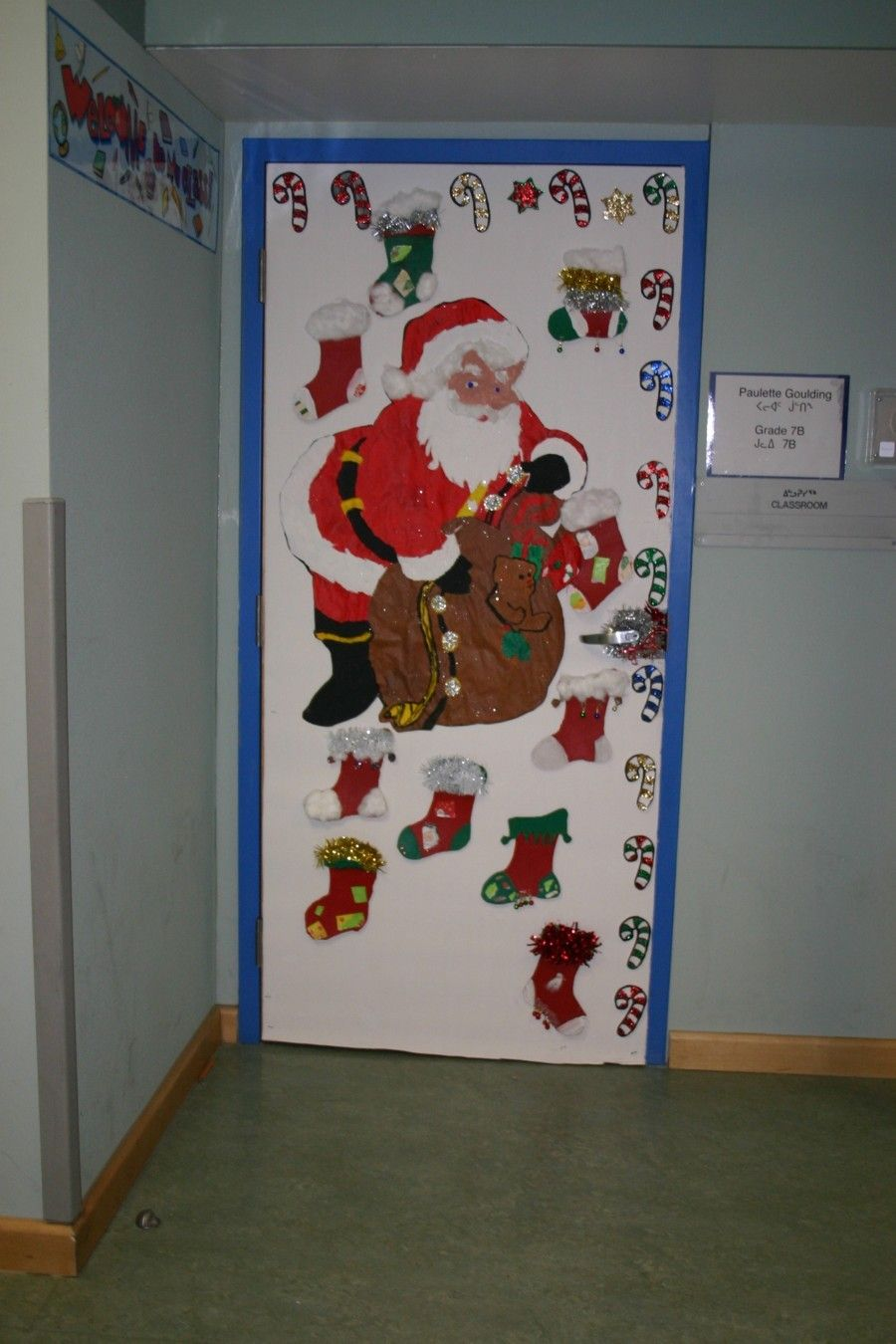 decorating office for christmas ideas. Office Christmas Door Decorating Ideas | Attagoyuk \u0026 Alookie ChristmasBreakfast For