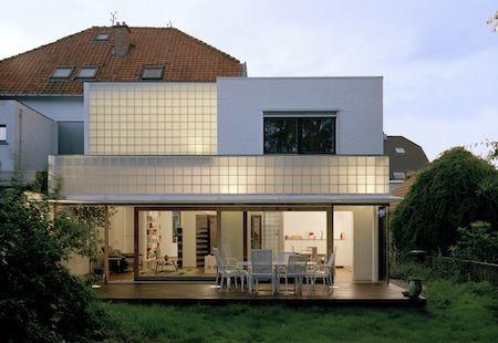 1028 architecture design muuuz extension maison heverlee for Extention de maison